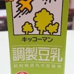 調製豆乳 パッケージ写真