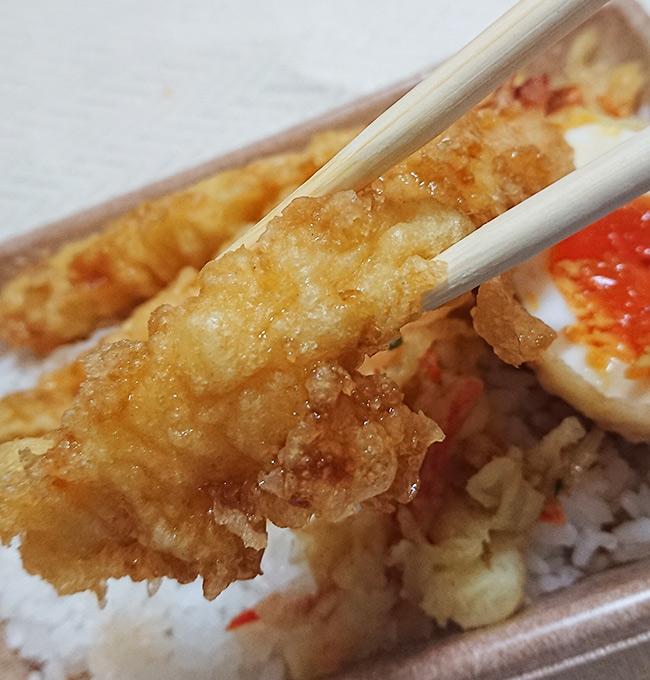 海老天ぷら